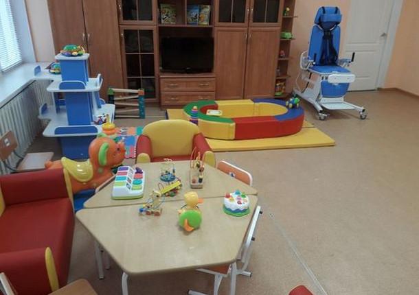 Первое паллиативное отделение для детей открылось в Красноярске