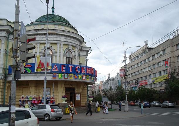 В Красноярске хотят продать «Детский мир»
