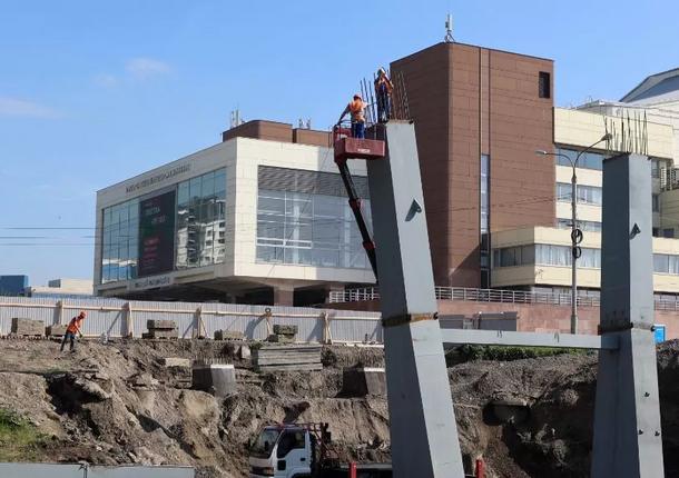 До конца 2021 года в Красноярске будет построен мост через Карла Маркса возле БКЗ