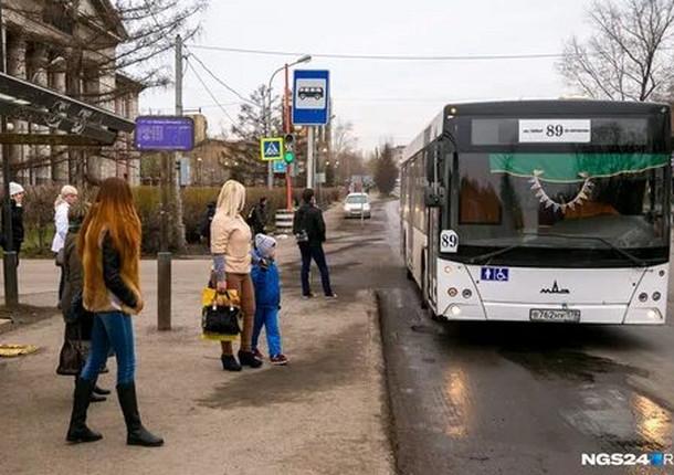 Новые автобусные остановки появились в Красноярске