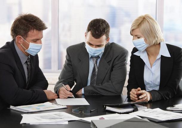 Соблюдения противовирусных мер требуют от работодателей